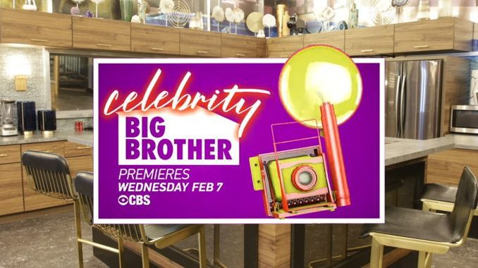 Celebrity Big Brother 2018 House