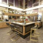 Celebrity Big Brother 2018 House - Kitchen 01