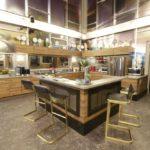 Celebrity Big Brother 2018 House - Kitchen 01