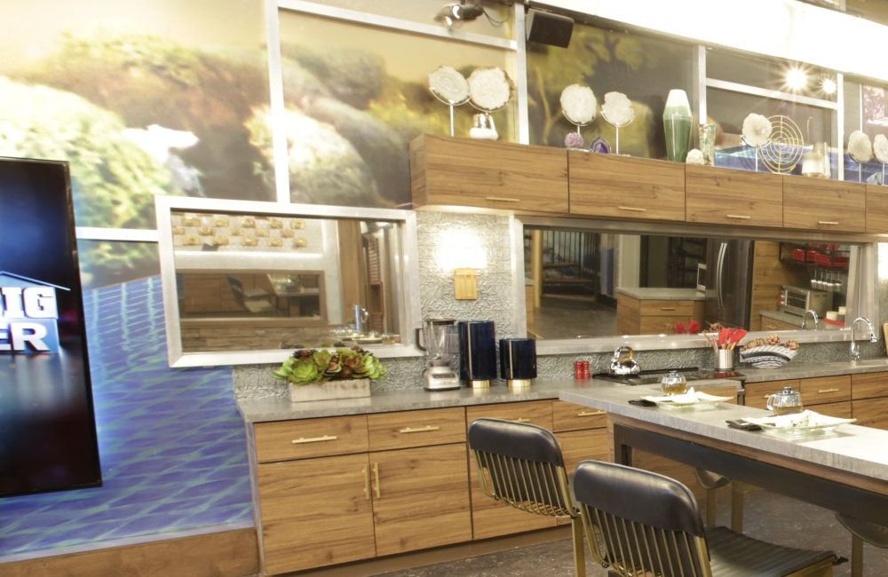 Celebrity Big Brother 2018 House – Kitchen 03