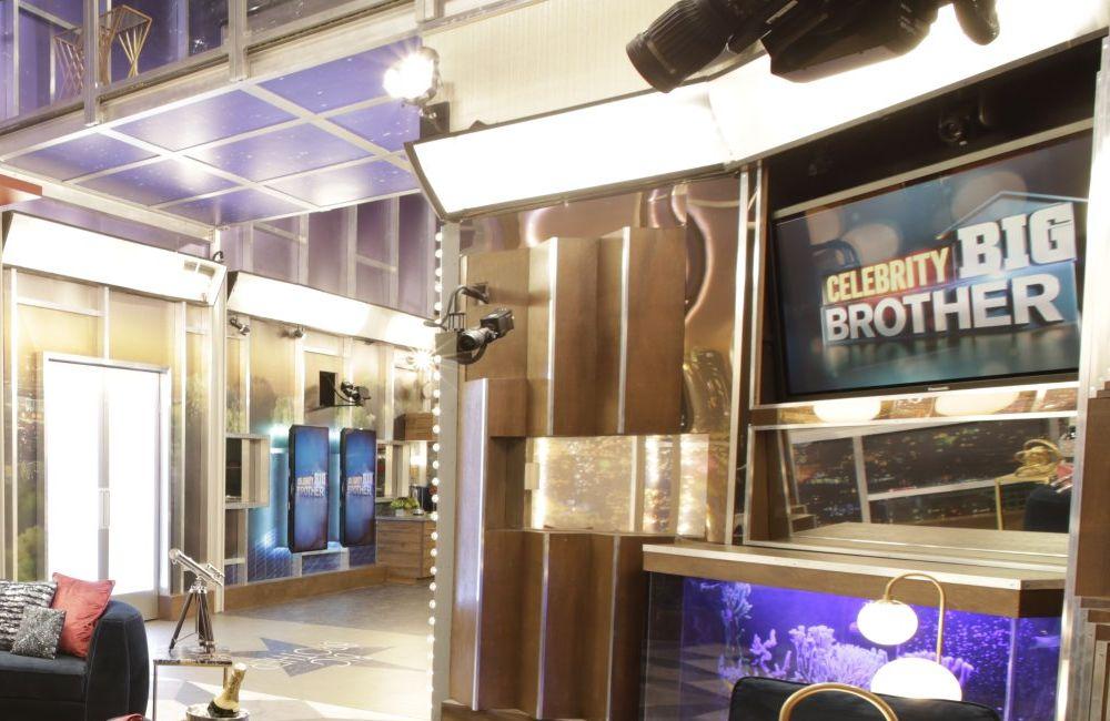Celebrity Big Brother 2018 House – Living Room 02