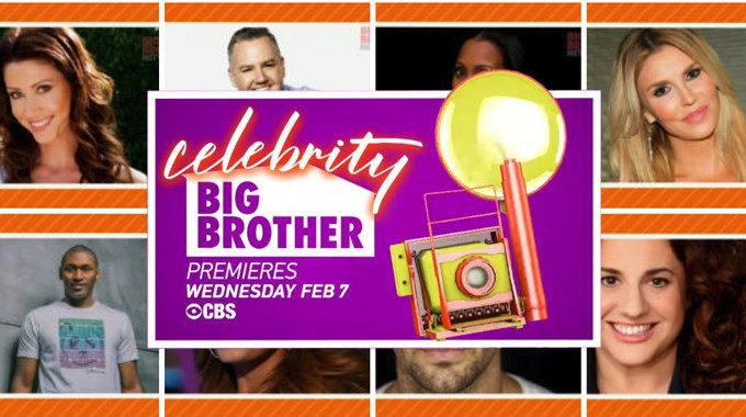 Celebrity Big Brother Cast - 2018