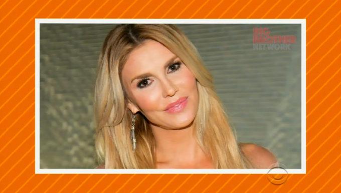 Brandi Glanville on Celebrity Big Brother