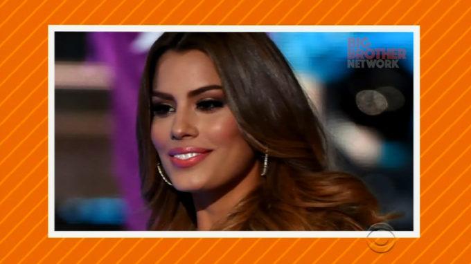 Ariadna Gutierrez on CBBUS