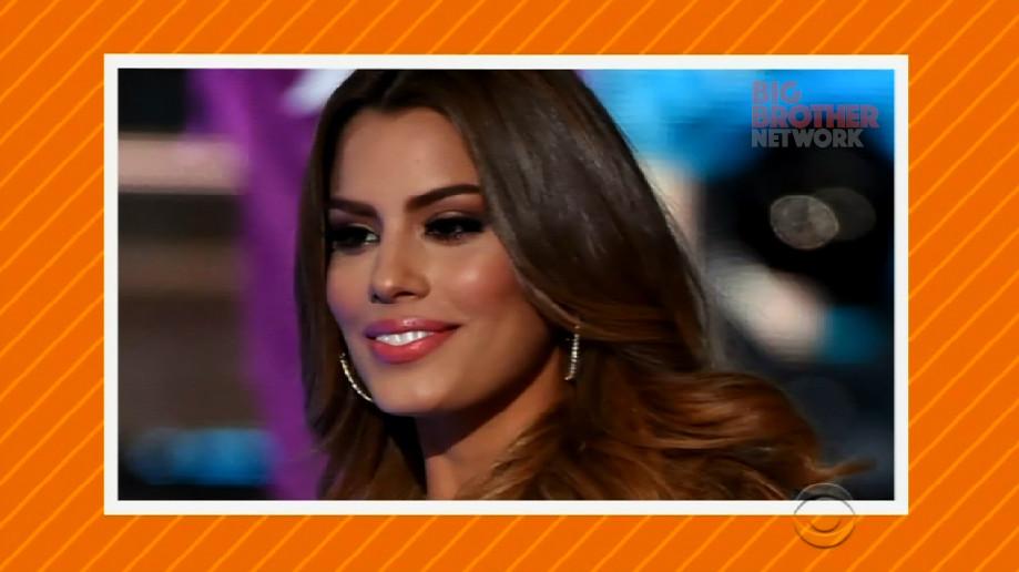 Ariadna Gutierrez on Celebrity Big Brother