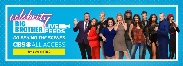 Watch Celebrity Big Brother Live Feeds on All Access