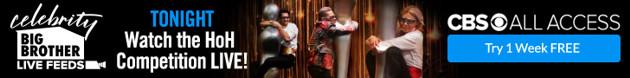 Endurance HoH on Celebrity Big Brother Live Feeds