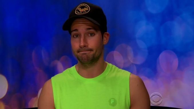 James Maslow on Celebrity Big Brother