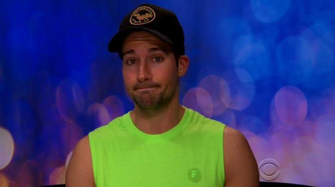 James Maslow on Celebrity Big Brother