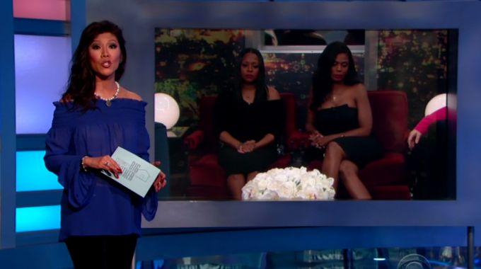 Julie Chen on Celebrity Big Brother