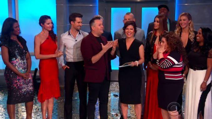 Julie Chen & Celebrity Big Brother HGs