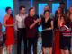 Julie Chen & Celebrity Big Brother HGs