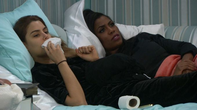 'Celebrity Big Brother' spoilers: First Head of Household, Power of Veto winners