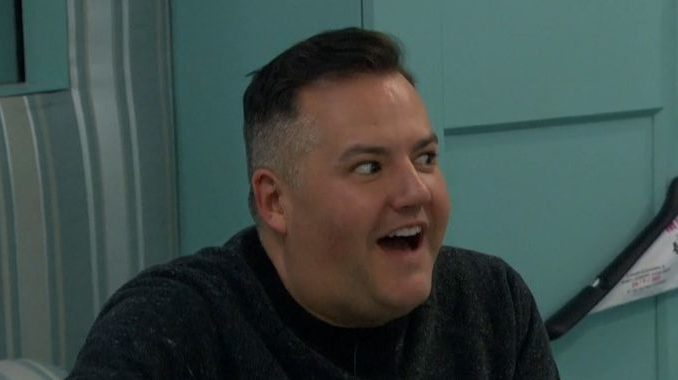 Ross Mathews on Celebrity Big Brother