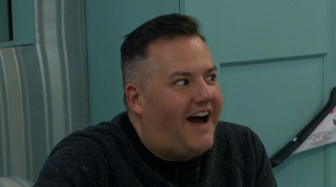 Ross Mathews on Celebrity Big Brother