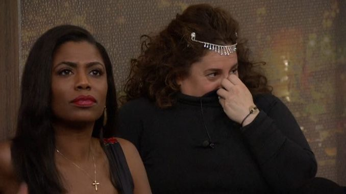 Omarosa and Marissa on Celebrity Big Brother