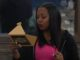Keshia reads the HoH card on CBBUS