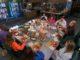 Houseguests celebrate on Celebrity Big Brother