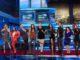 Celebrity Big Brother Houseguests head inside