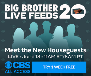 Big Brother 20 HGs interviews on Live Feeds