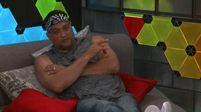 Steve tries to survive on Big Brother 20