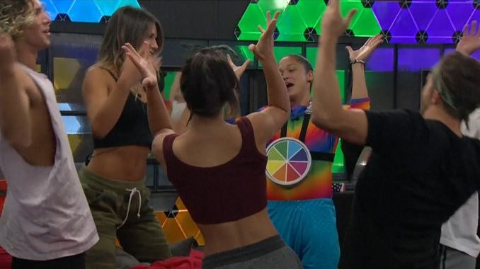 Level 6 Alliance on Big Brother 20