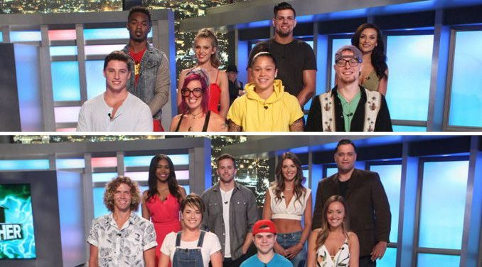 Big Brother 20 Houseguests move in