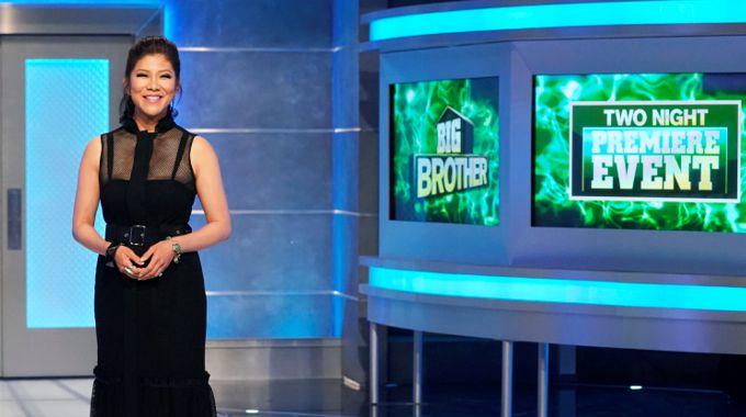 Julie Chen on Big Brother 20 premiere