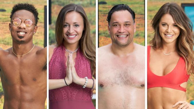 Big Brother 20 swimsuit edition