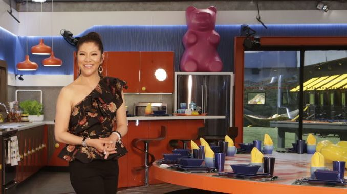 Big Brother 20 House with Julie Chen