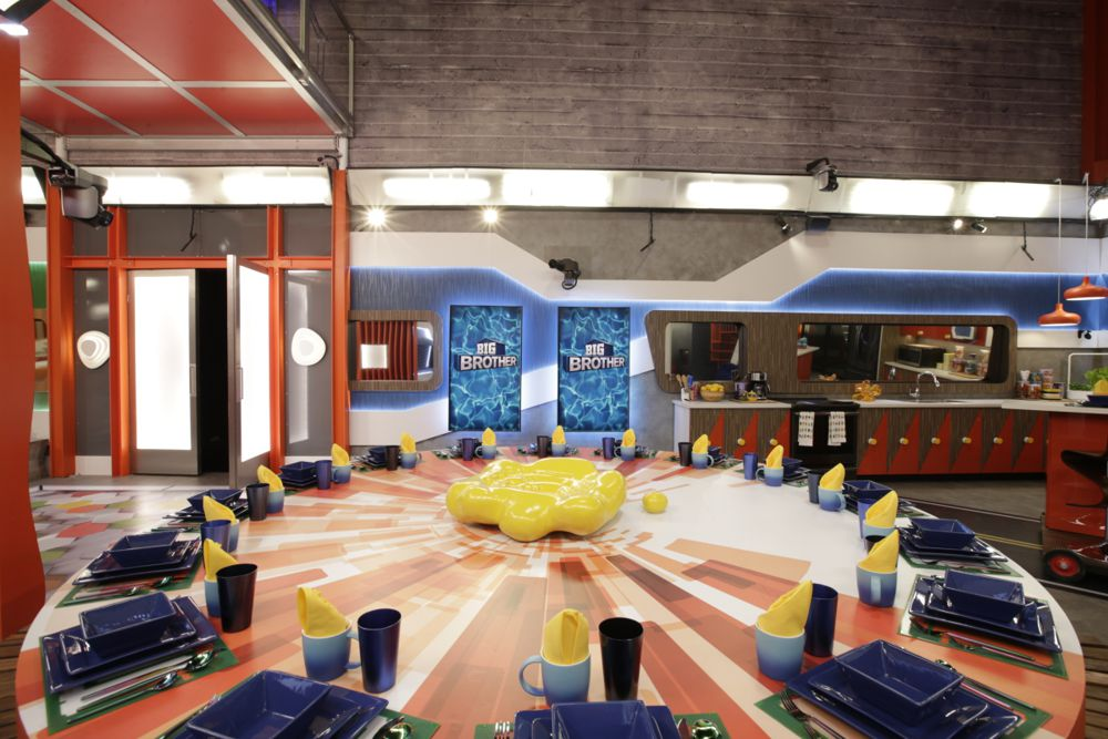 Big Brother 20 House – kitchen