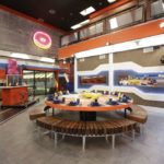 Big Brother 20 House - kitchen