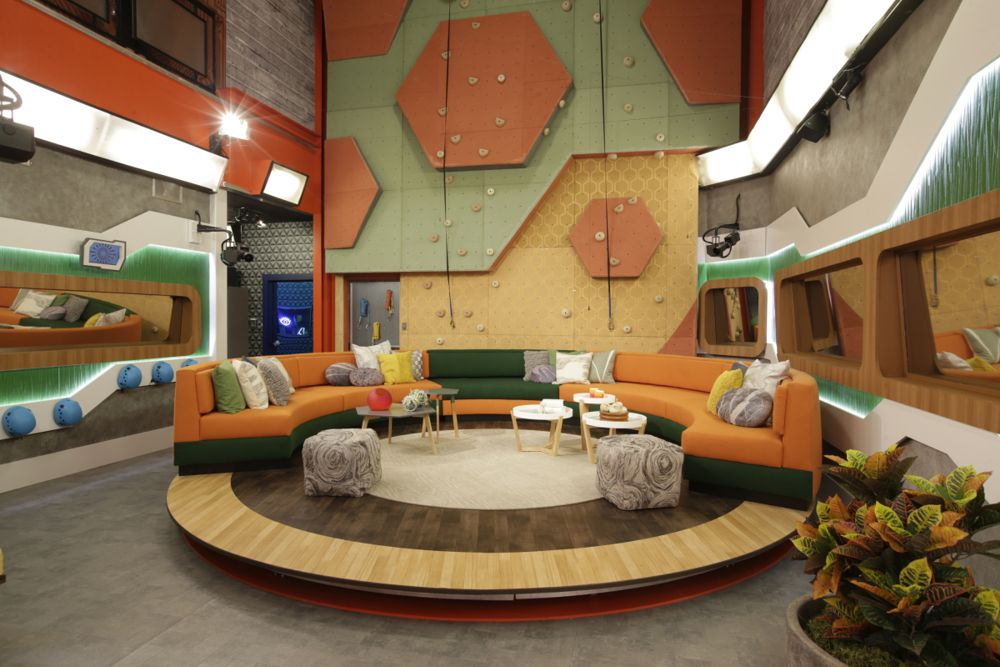 Big Brother 20 House – living room