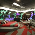 Big Brother 20 House - HOH room