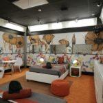 Big Brother 20 House - bedroom