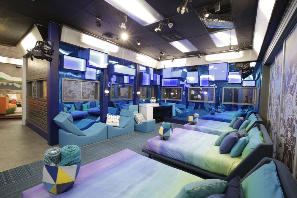 Big Brother 20 House – bedroom