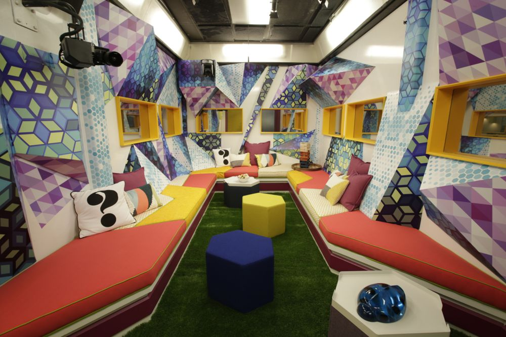 Big Brother 20 House – lounge