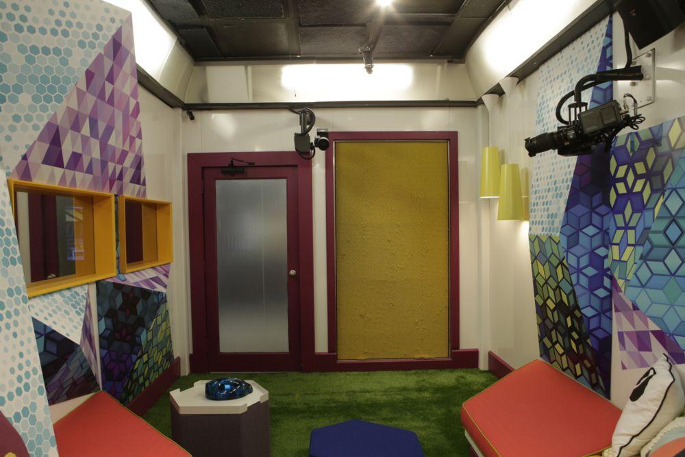 Big Brother 20 House – lounge