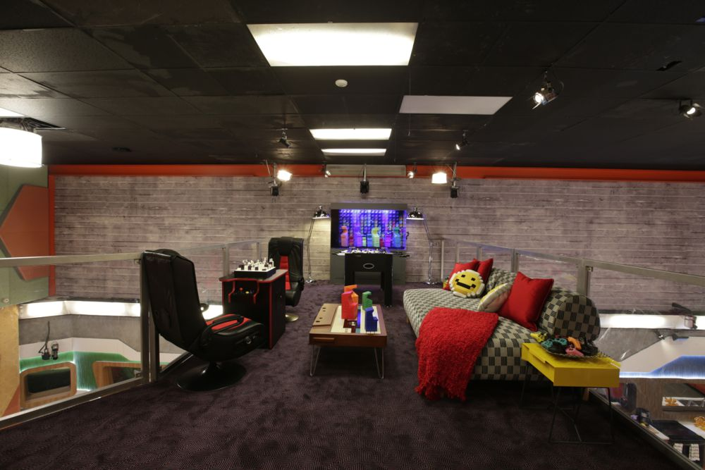 Big Brother 20 House – loft