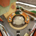 Big Brother 20 House - loft view