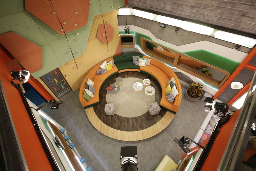 Big Brother 20 House – loft view