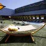 Big Brother 20 House - backyard