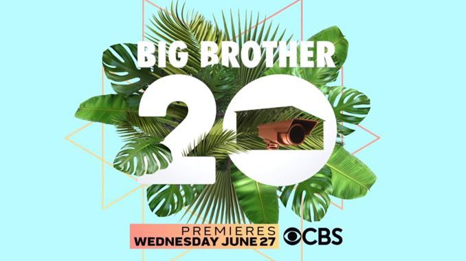 Big Brother 20 premiere on June 27th
