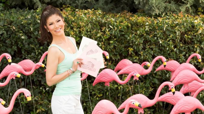 Julie Chen hosts Big Brother 20