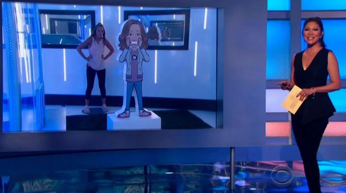 Kaitlyn faces Bonus Life challenge