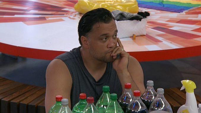Steve on Big Brother 20