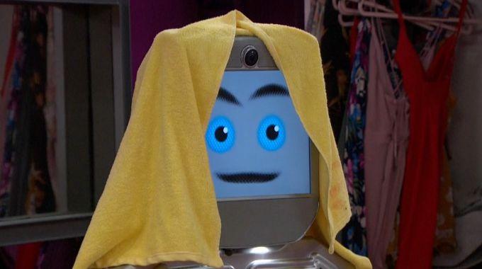 RoboSam on Big Brother 20