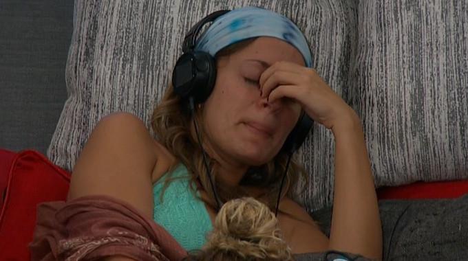Kaitlyn gets upset on BB20