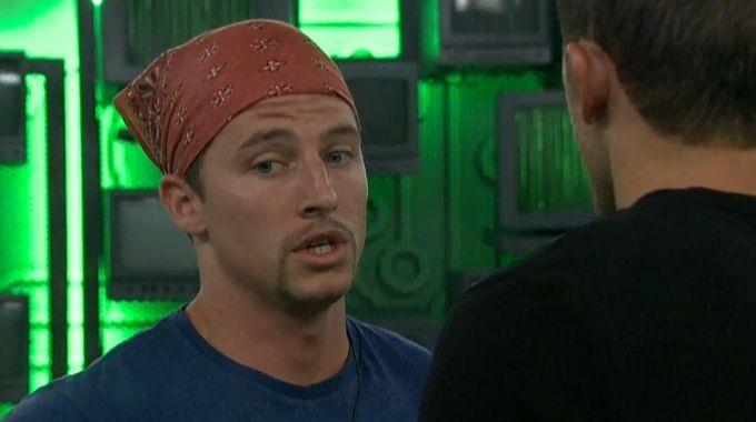 Brett talks with Winston on BB20