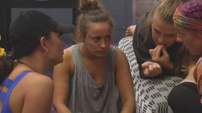 All Girls Alliance on Big Brother 20